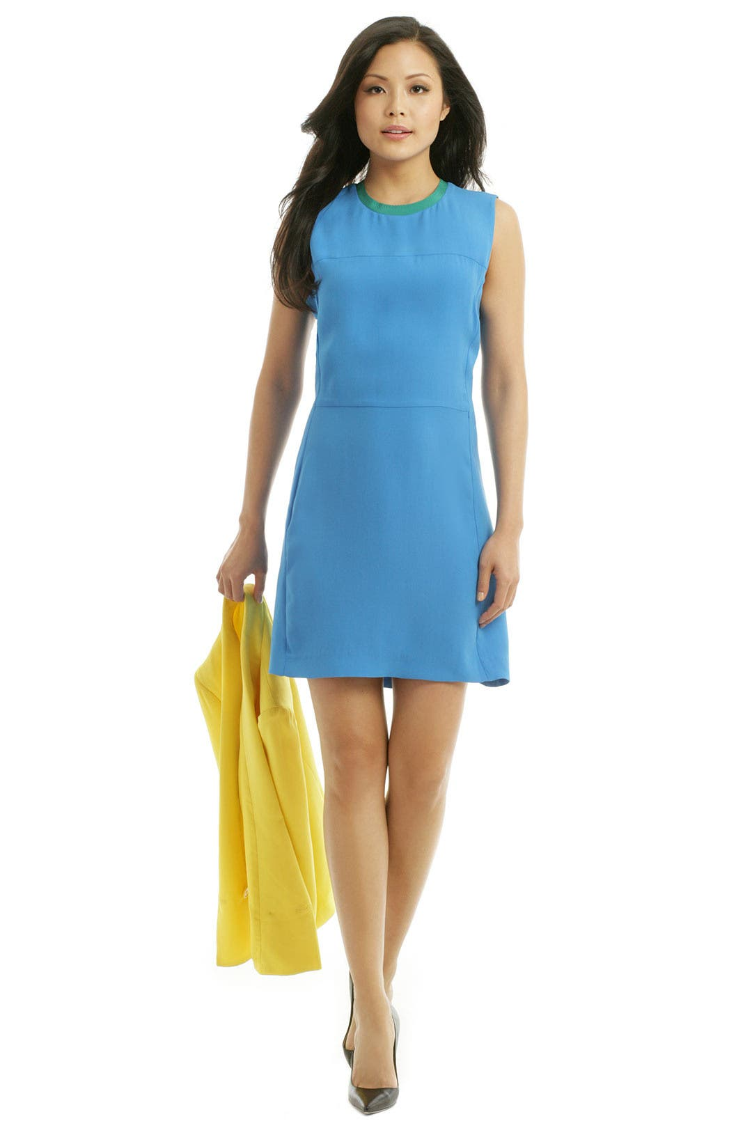 Patsy Contrast Dress by JOSEPH