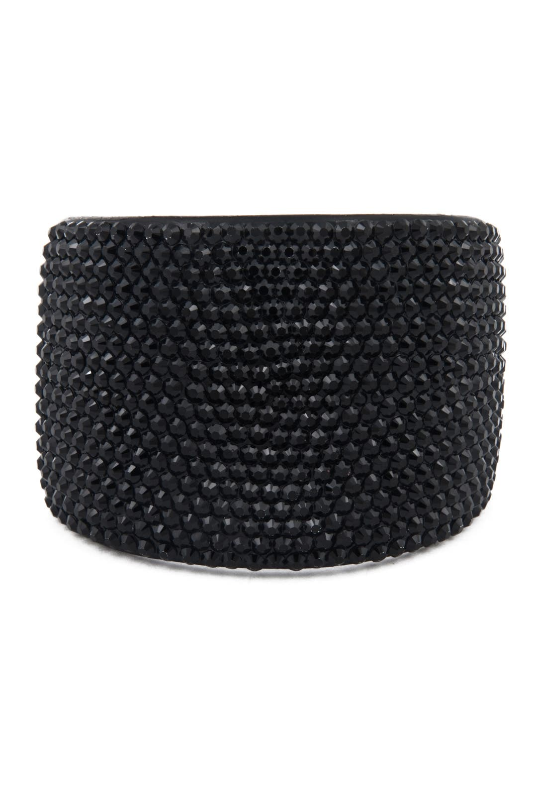 Red Carpet Cuff by Kenneth Jay Lane