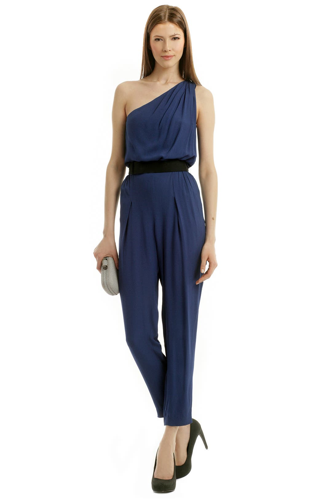 Jet Set Jumpsuit by Halston Heritage