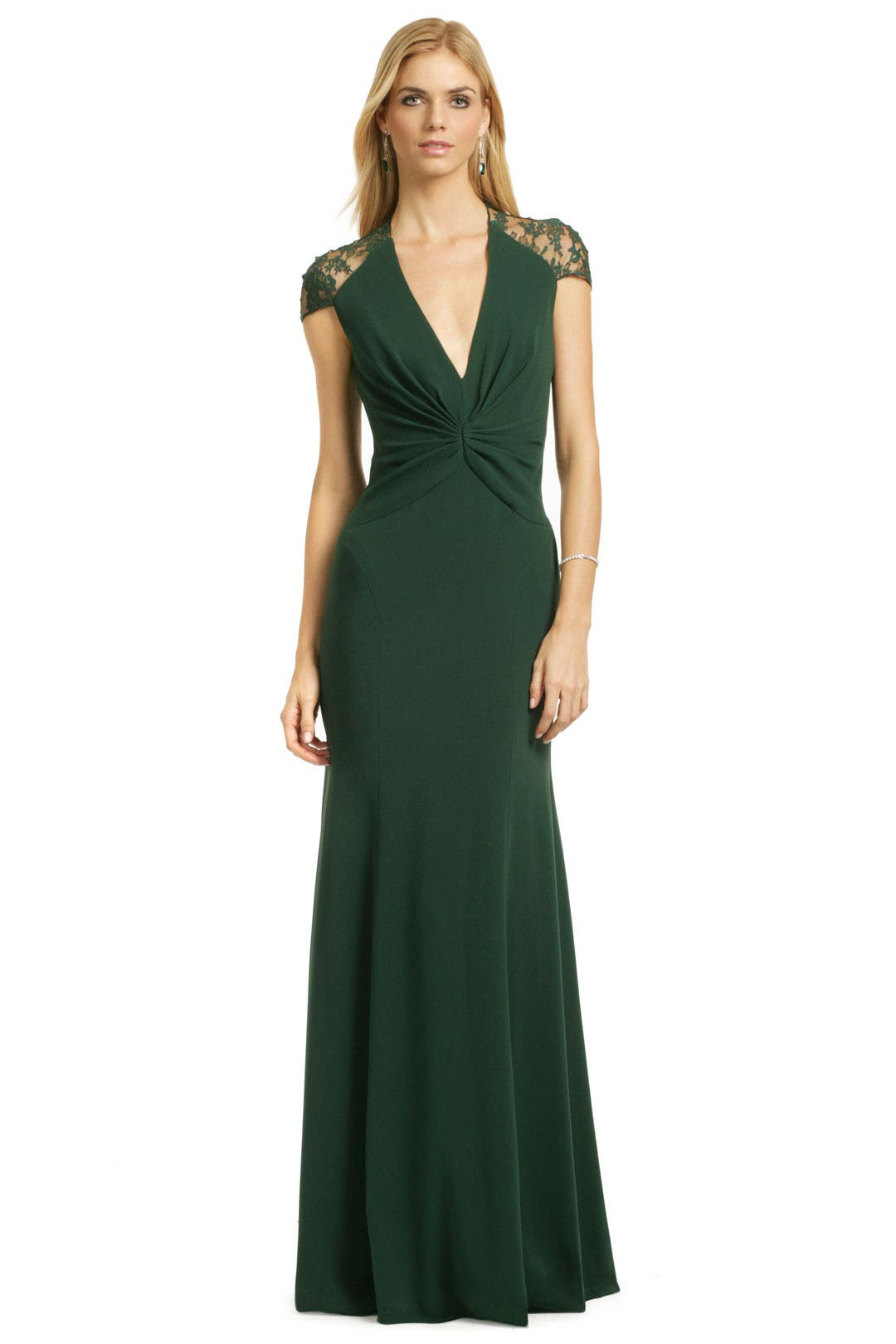 Jade Serenity Gown by Reem Acra