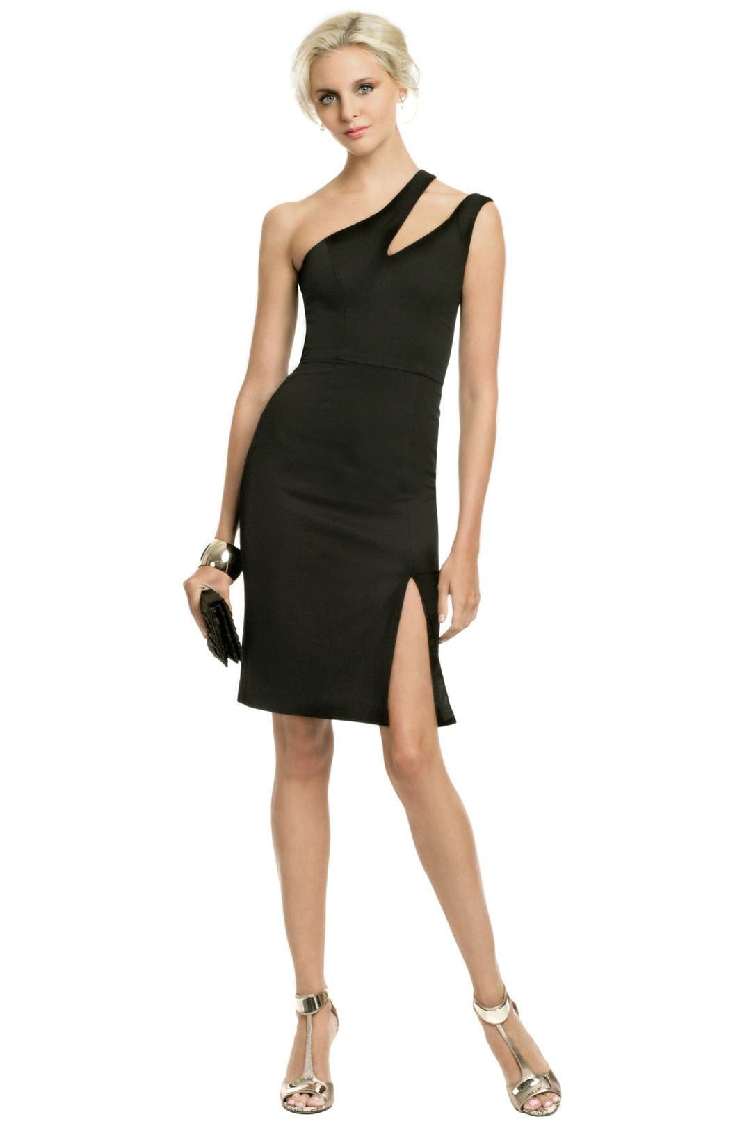 Sultry Cut Out Dress by Black Halo