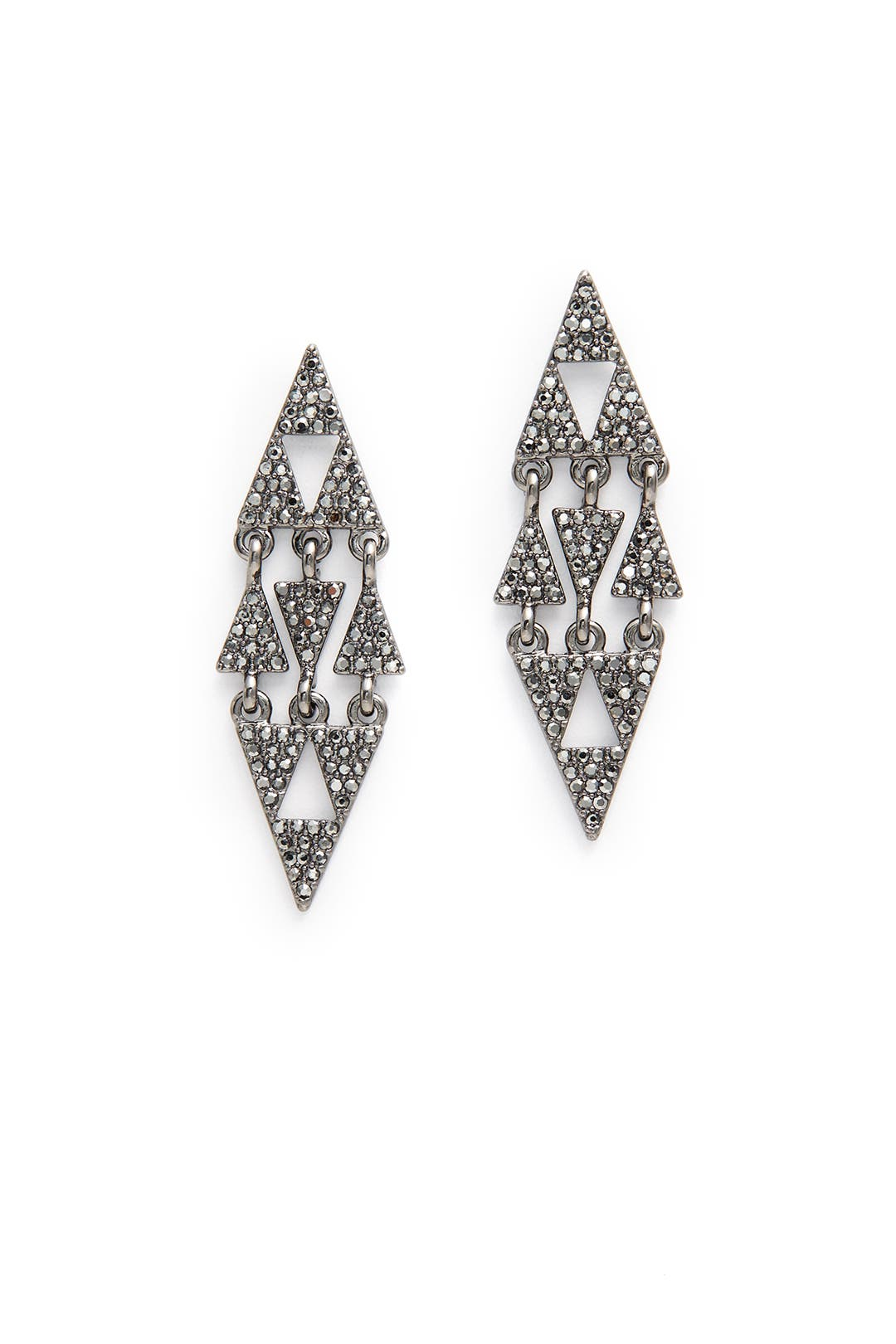 All Signs Drop Earrings By Slate & Willow Accessories For $5  Rent The  Runway