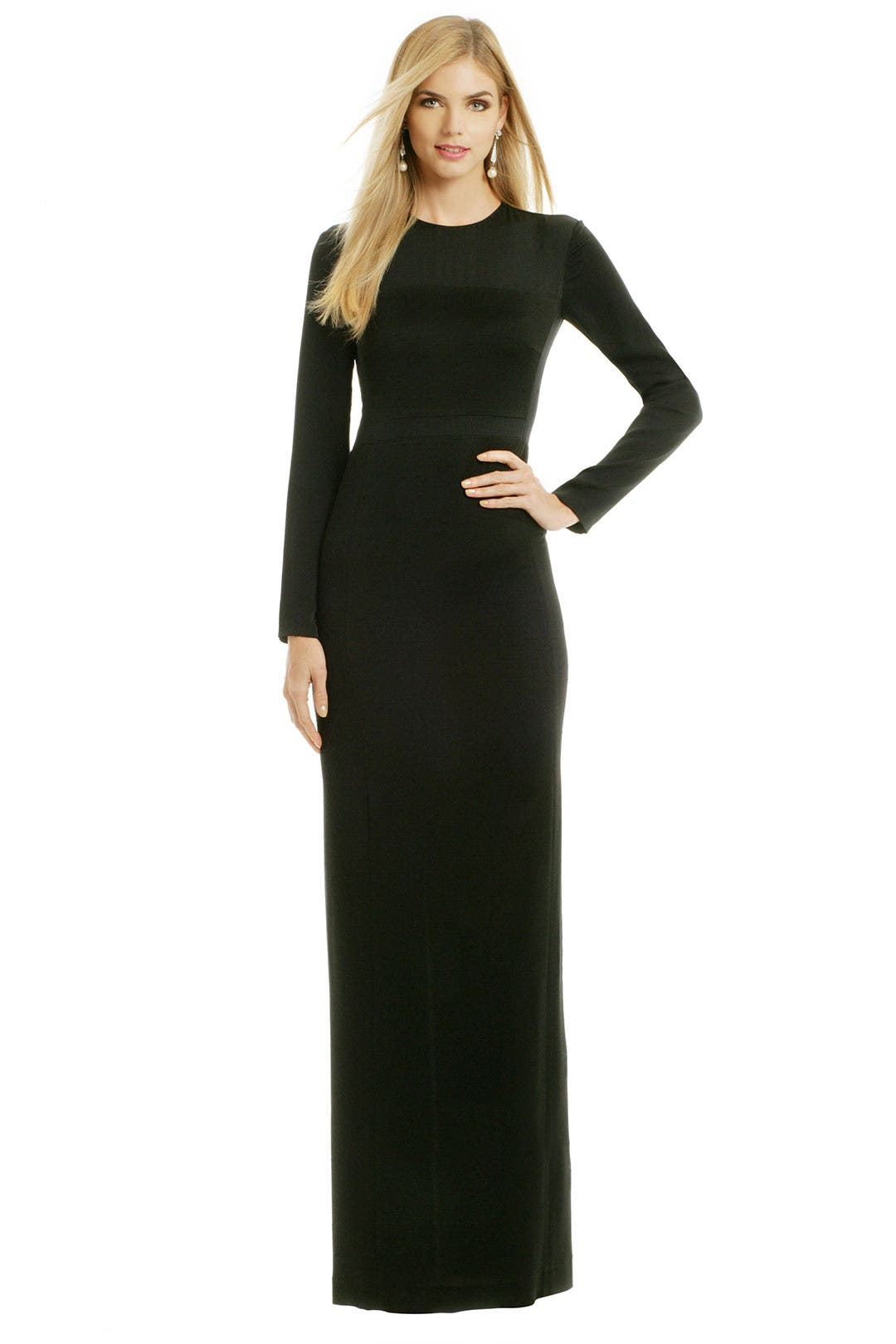512a57258e47 Roryi Gown by Calvin Klein Collection for  344