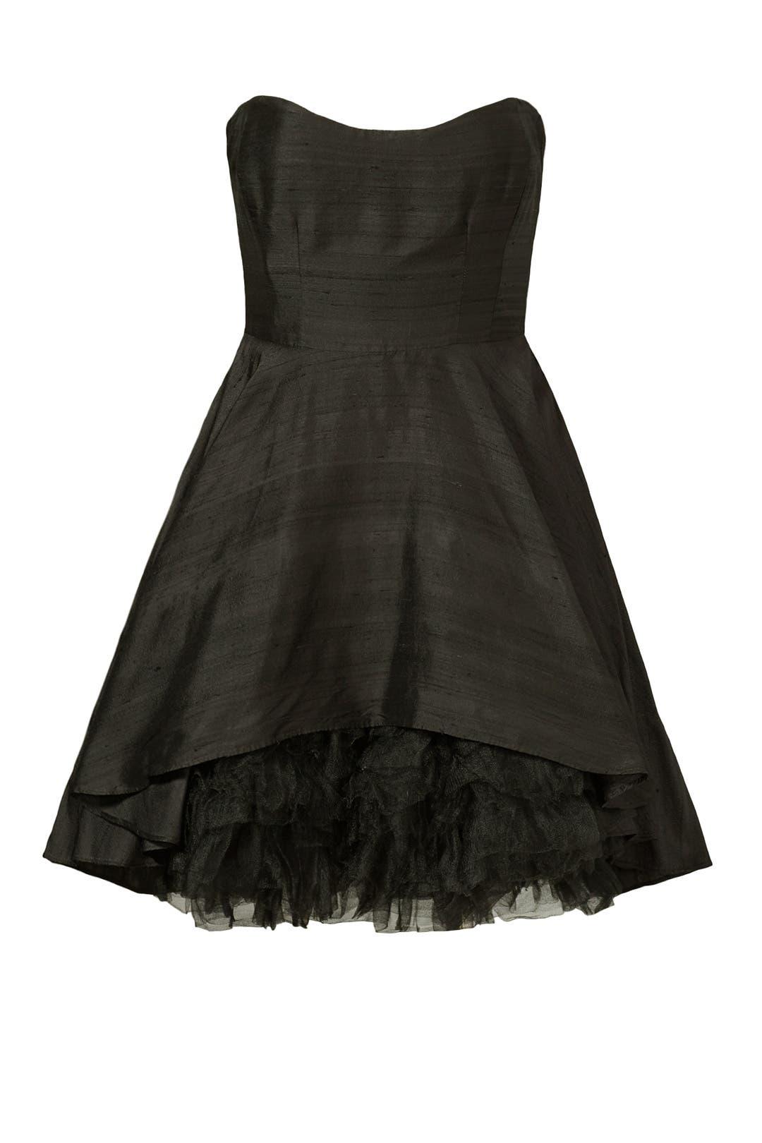 Peek of Tulle Dress by allison parris