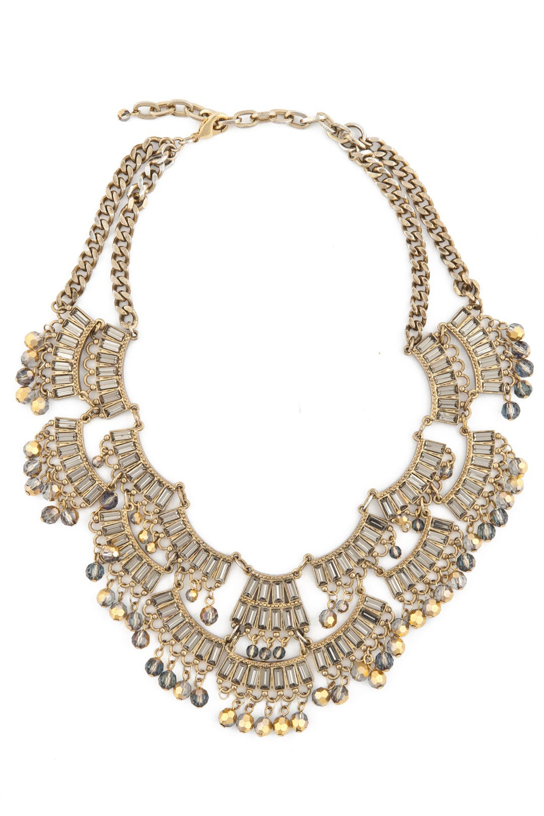 Decadent Deco Necklace by Badgley Mischka Jewelry