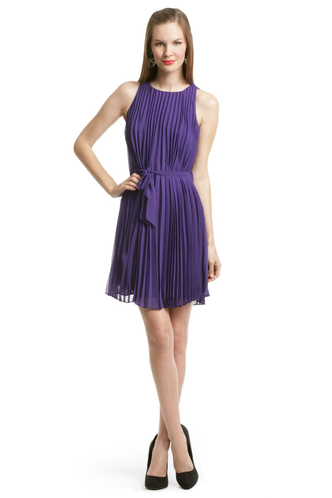 Pleat Perfection Dress by Halston Heritage
