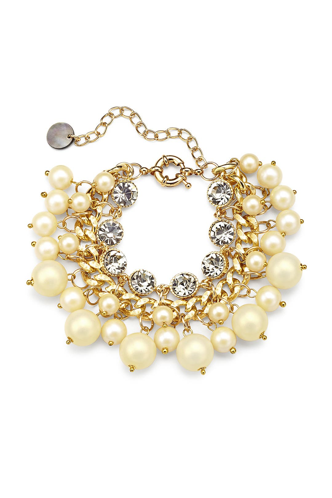 Ladies Who Brunch Bracelet by Slate & Willow Accessories