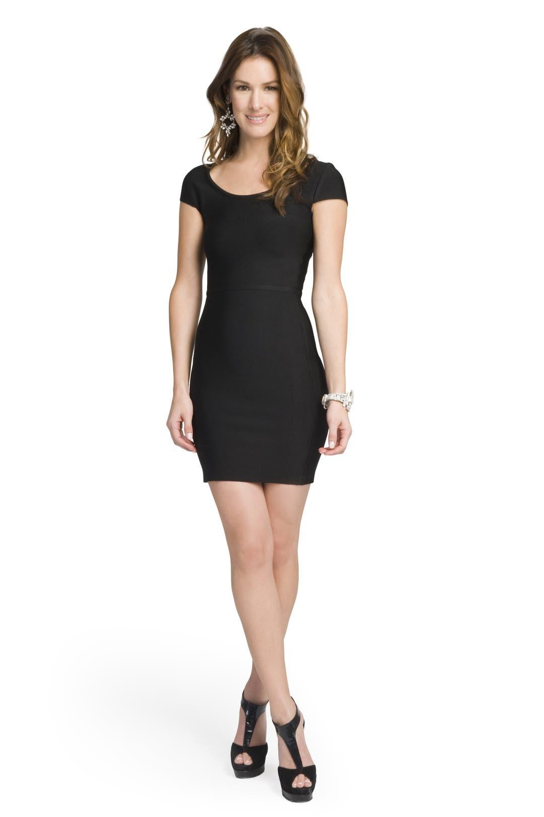 The Audrey Dress by Hervé Léger