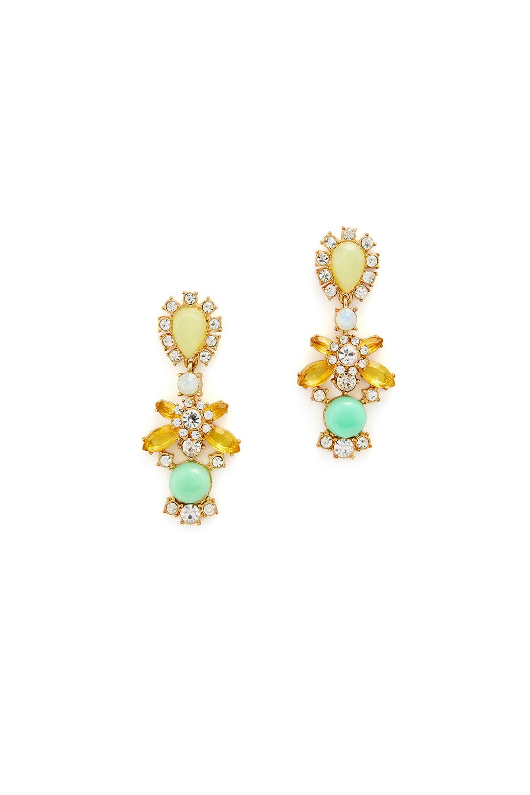 Darling Daffodil Drops by Slate & Willow Accessories
