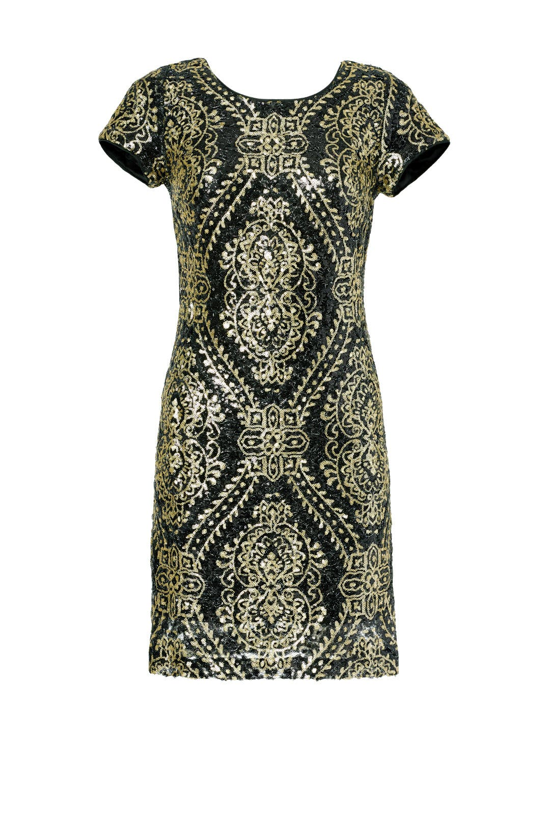 Mae Sequin Shift by Slate & Willow