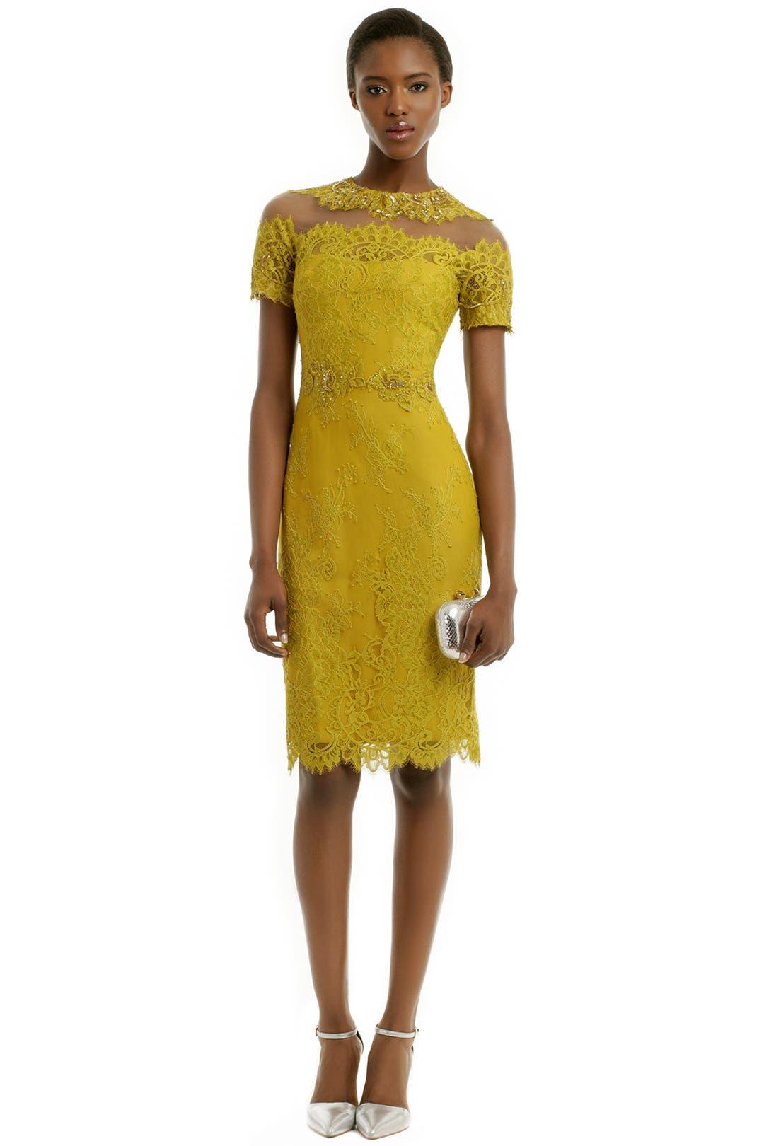 Lupita Dress by Marchesa Notte