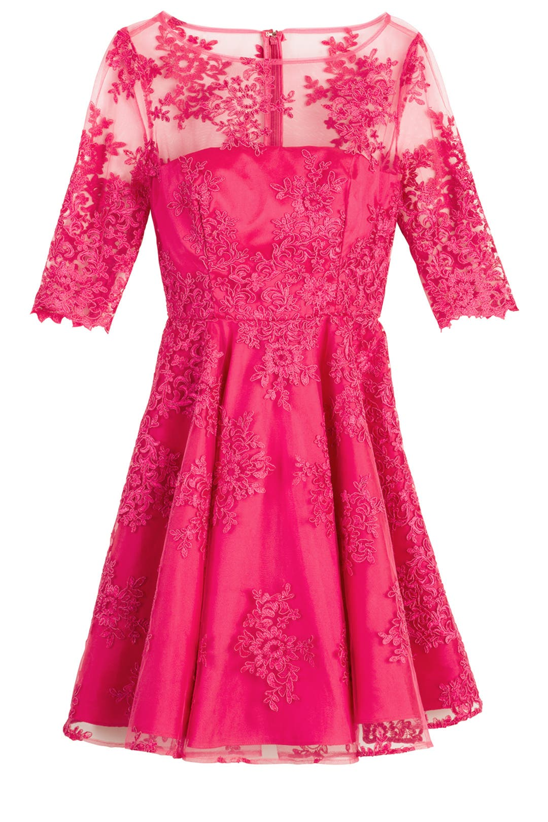 Delicate Arrangement Dress by ML Monique Lhuillier for $154 | Rent ...