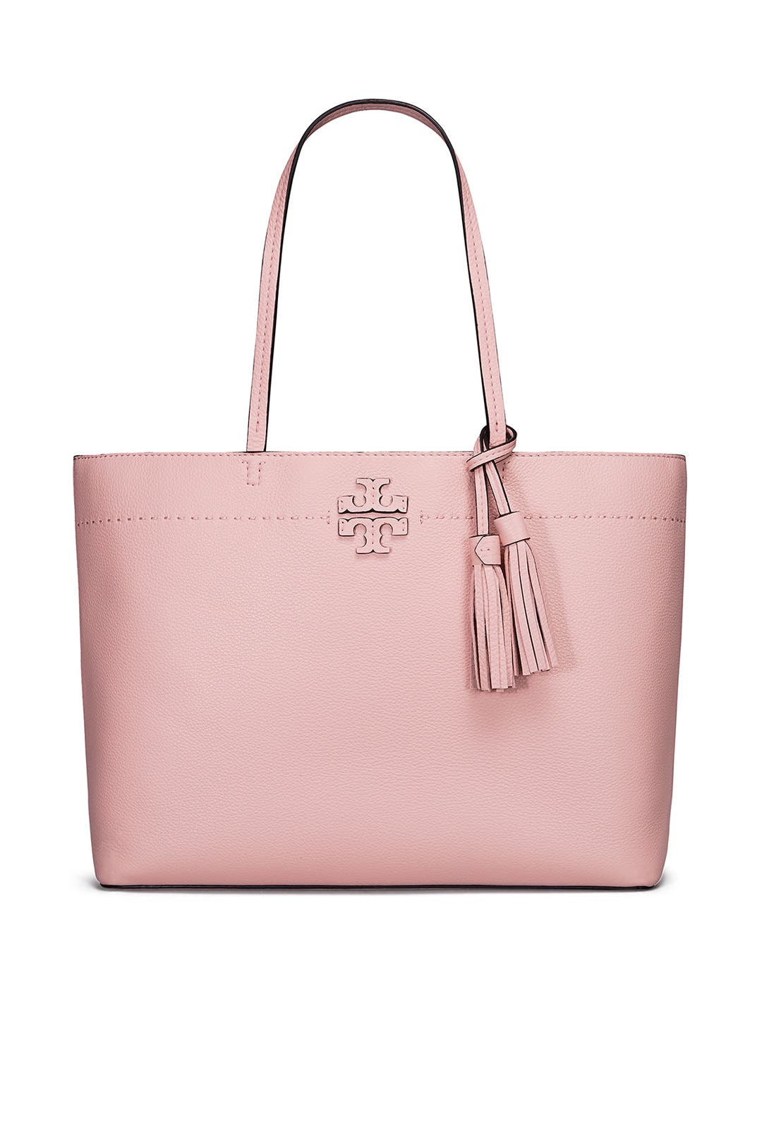 McGraw tote bag - Blue Tory Burch