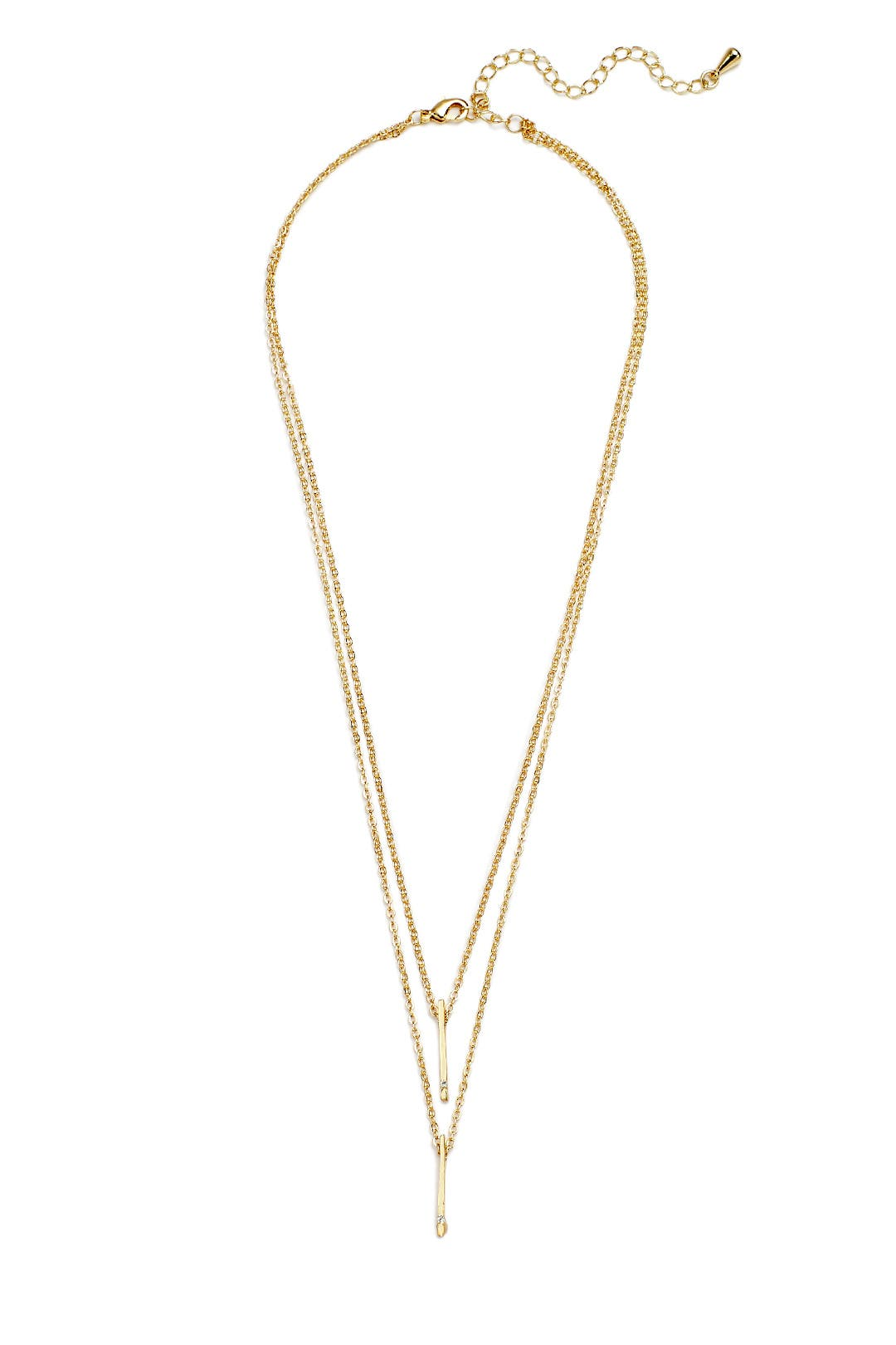 Top Bar Necklace by Jules Smith