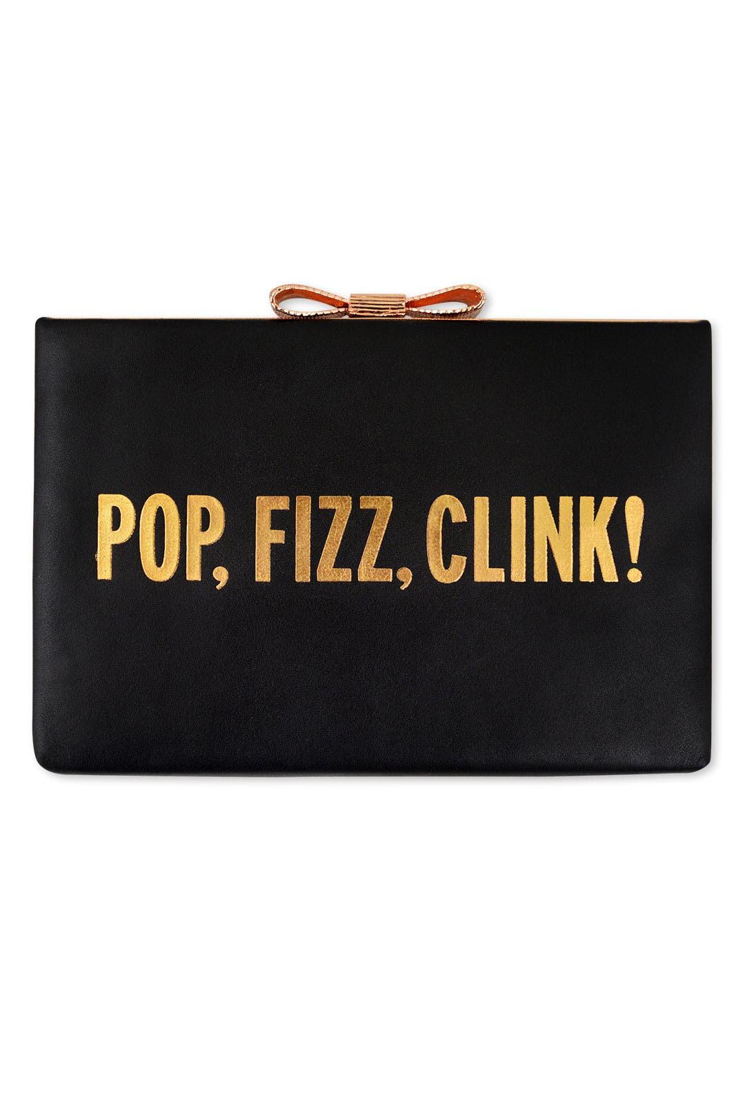 Pop Fizz Clink Clutch by kate spade new york accessories