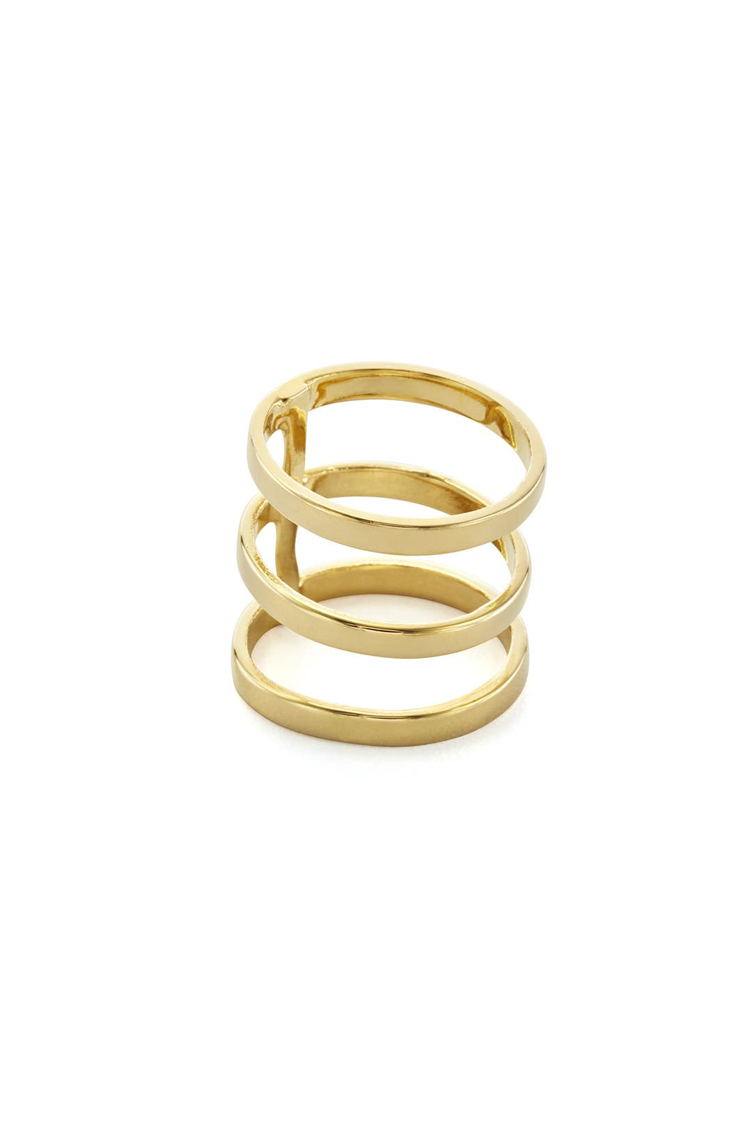 Tribar Ring by Campbell