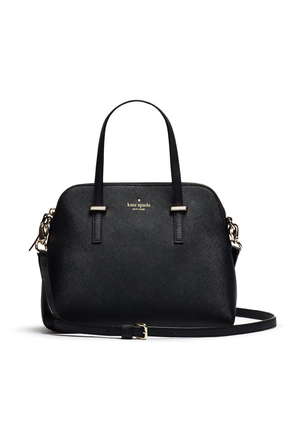 Black Cedar Street Maise Handbag by kate spade new york accessories