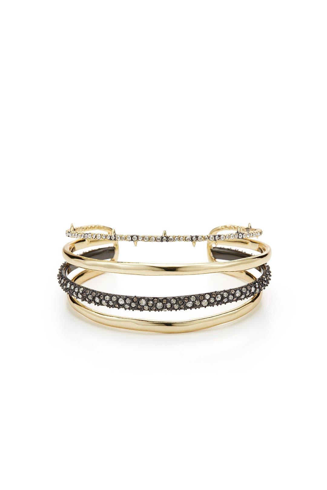 Alexis Bittar Pavé Cuff Bracelet anzUG