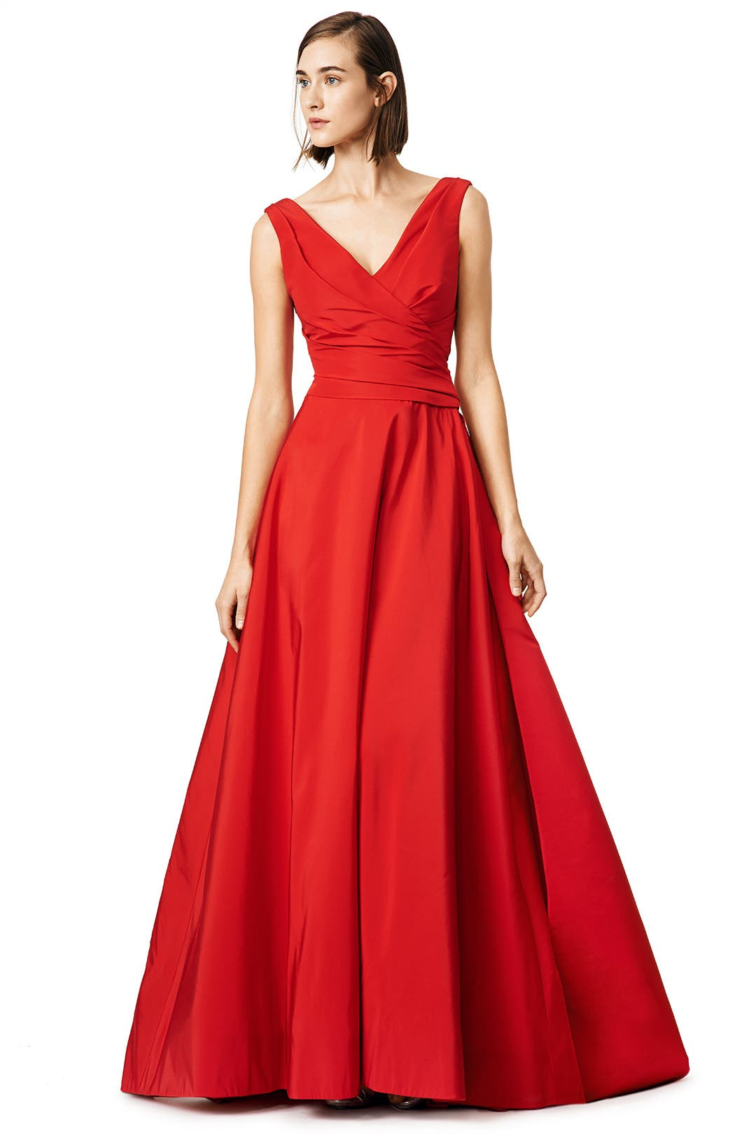 Scholar Gown by Monique Lhuillier for $450 | Rent the Runway