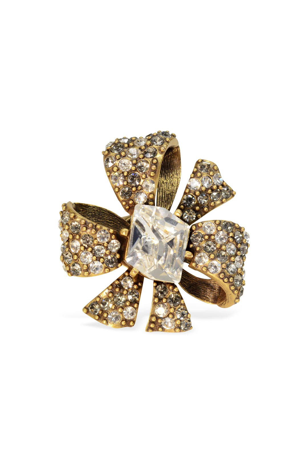 Bow Surprise Ring by Oscar de la Renta