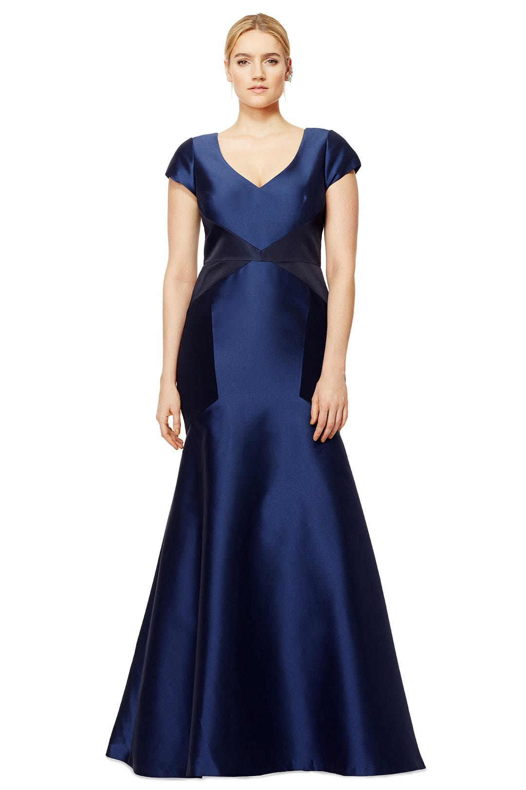 Blue Moon Gown by Theia for $115 | Rent the Runway