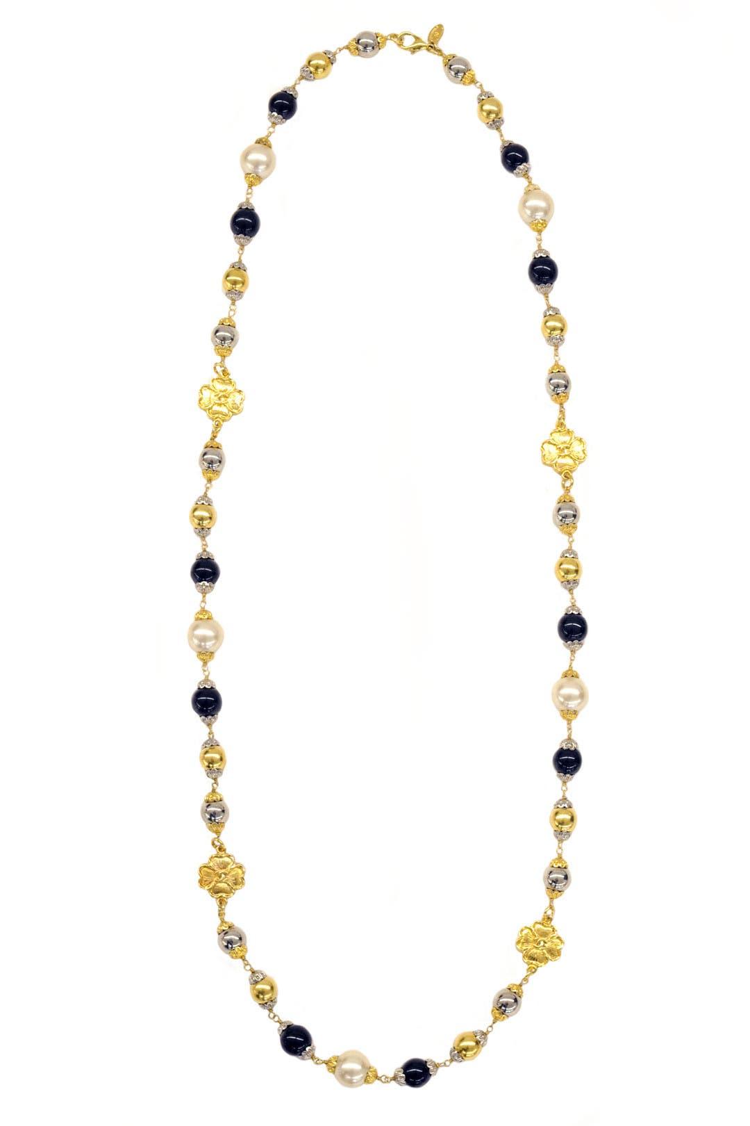Vintage Chanel Multi Pearl Necklace by Decades Vintage
