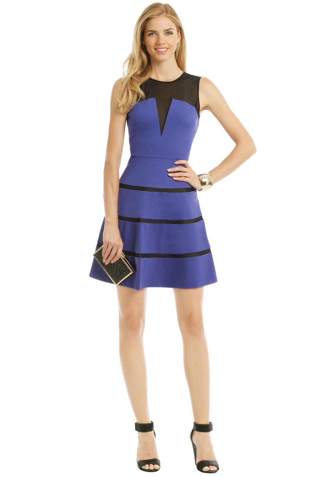 Living on the Edge Dress by ERIN erin fetherston