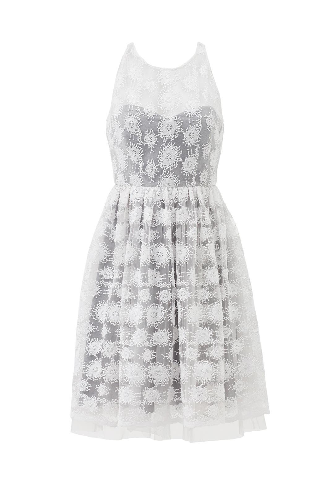 Bettina Dress by Badgley Mischka