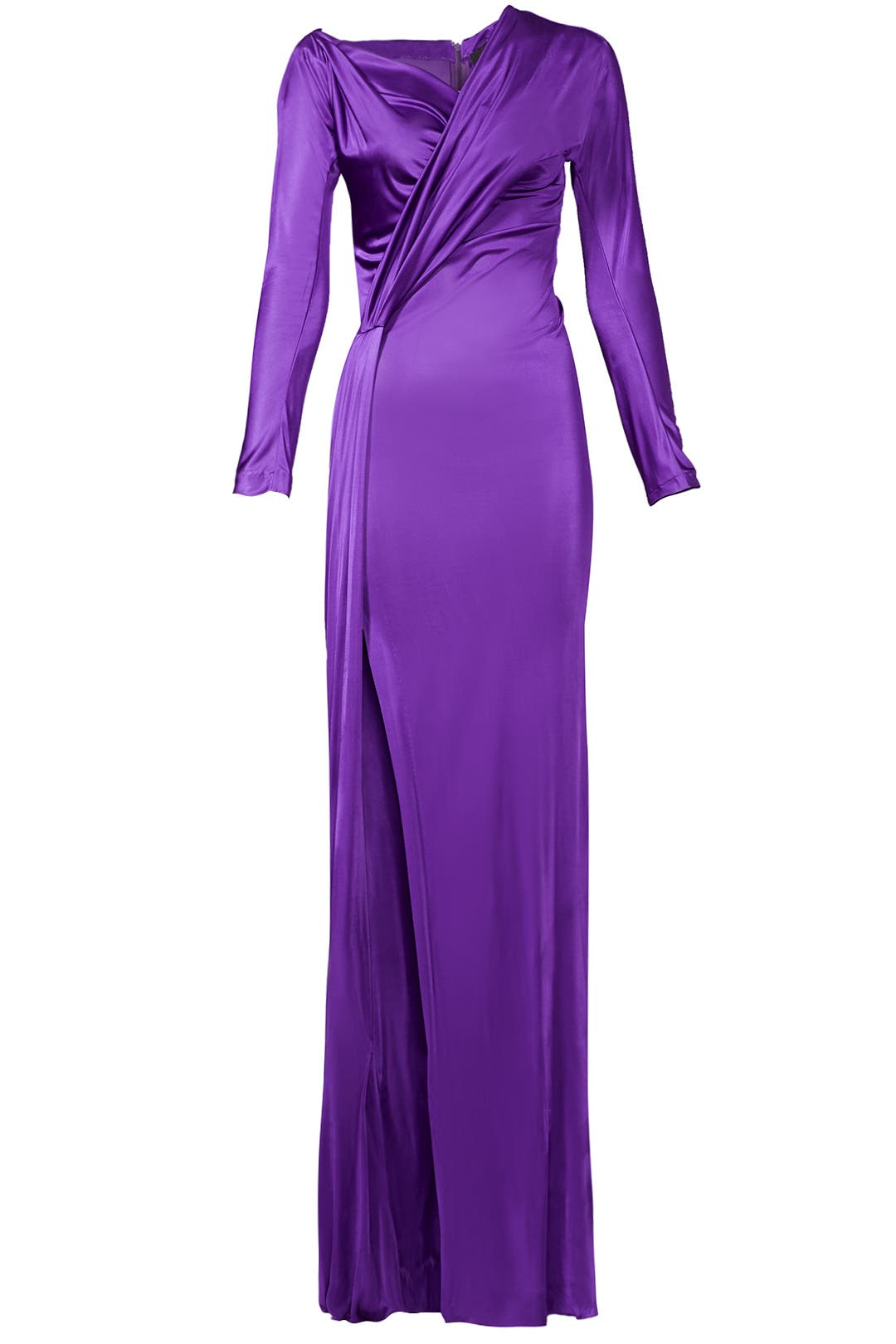 Liquid Violet Gown by DSQUARED2