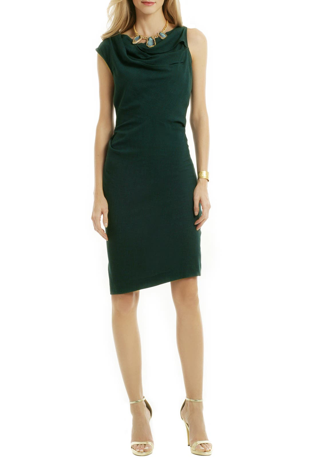 Green For You Dress by Vivienne Westwood Anglomania