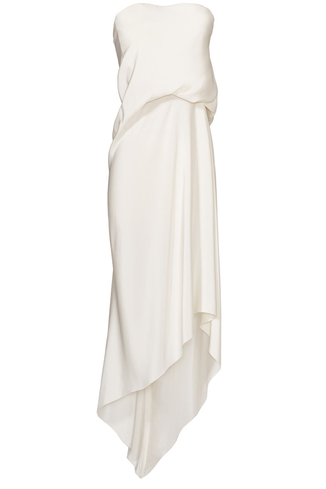 Draped Gown by Cedric Charlier