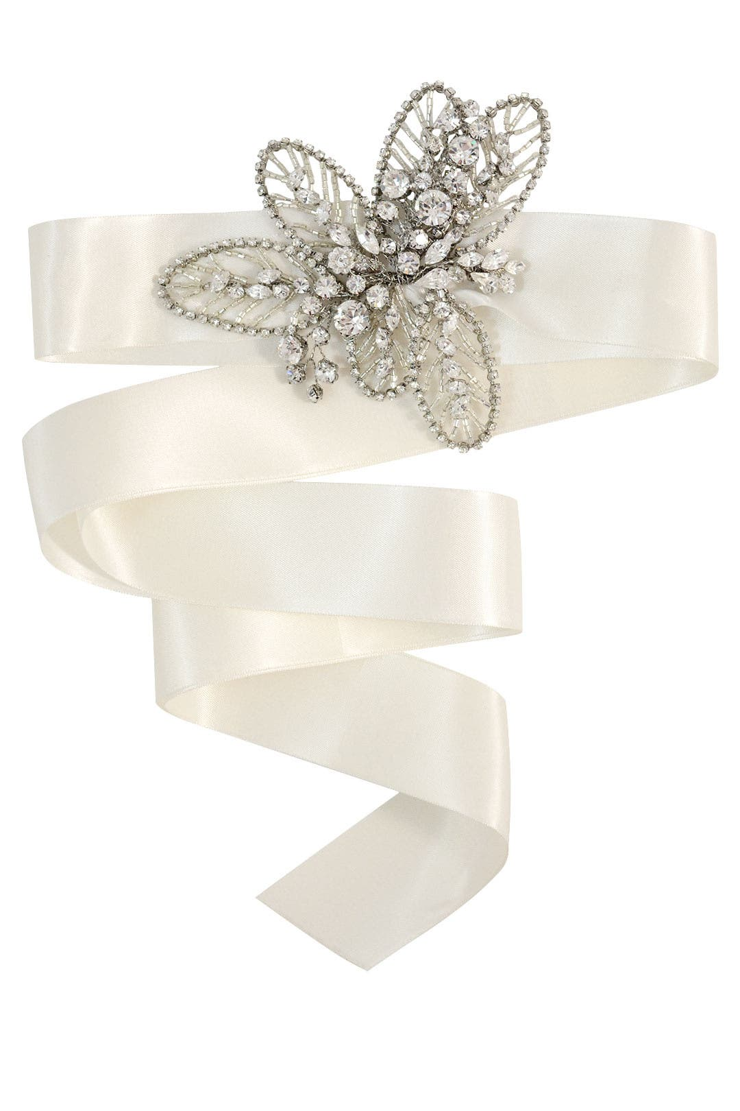 Kiss the Bride Belt by RTR Bridal Accessories