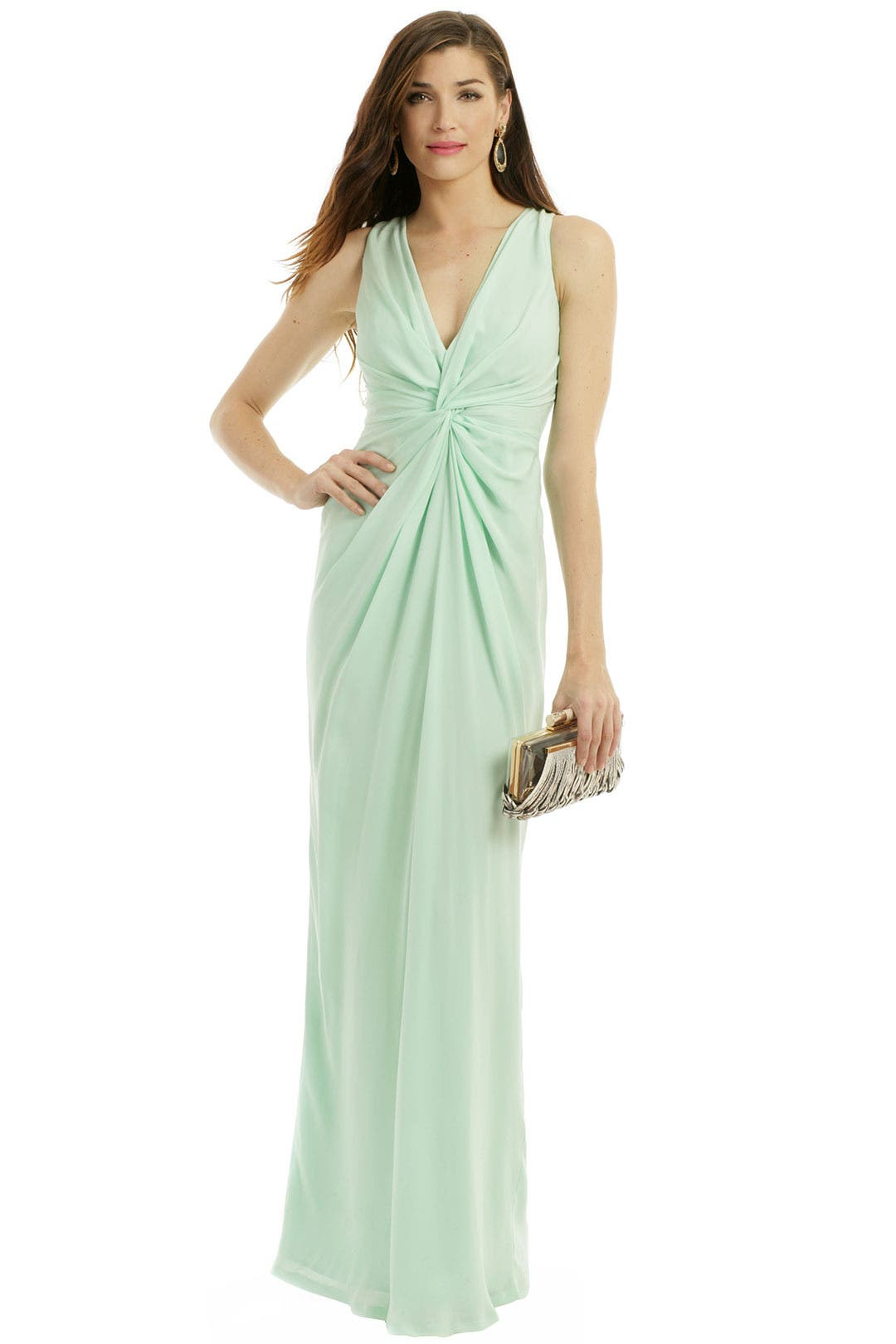 Minty Fresh Gown by Raoul