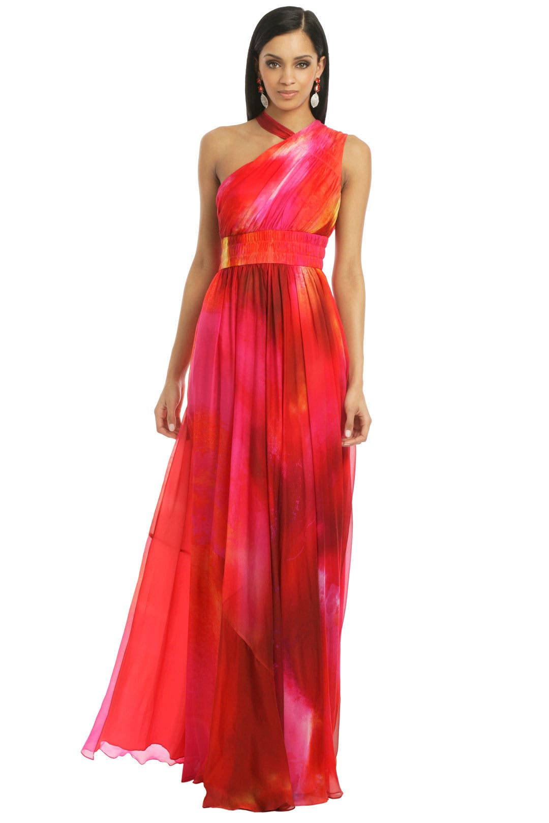 Gypsy Dancer Gown By Matthew Williamson For 70 Rent The Runway