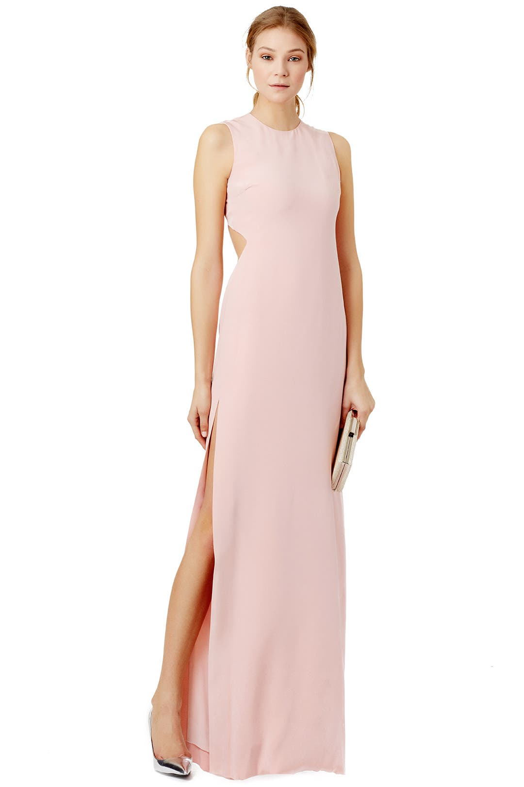 Parisienne Gown by Halston Heritage for $100 | Rent the Runway