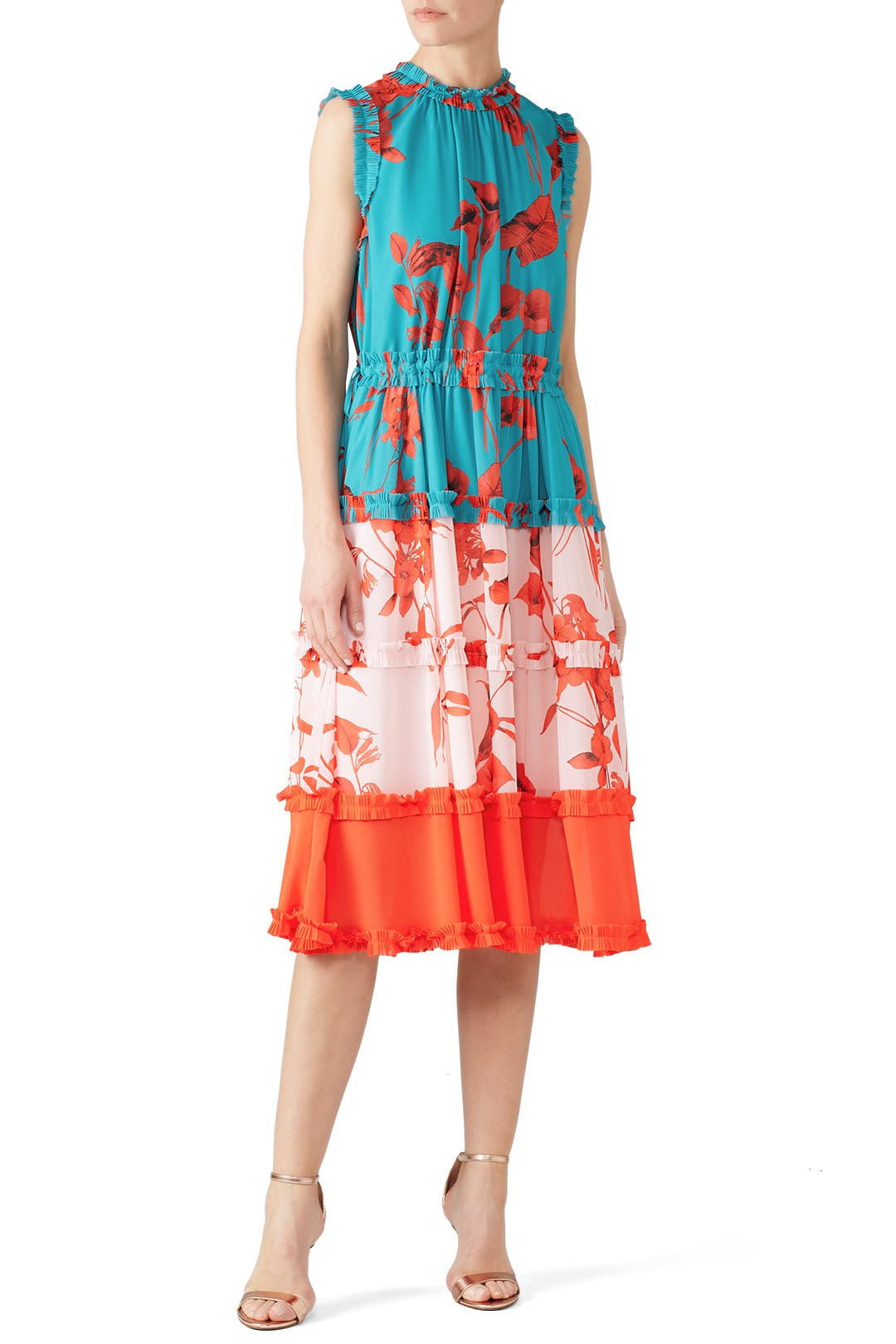 ffd4cad9da Camelis Dress by Ted Baker London for $70 - $80 | Rent the Runway