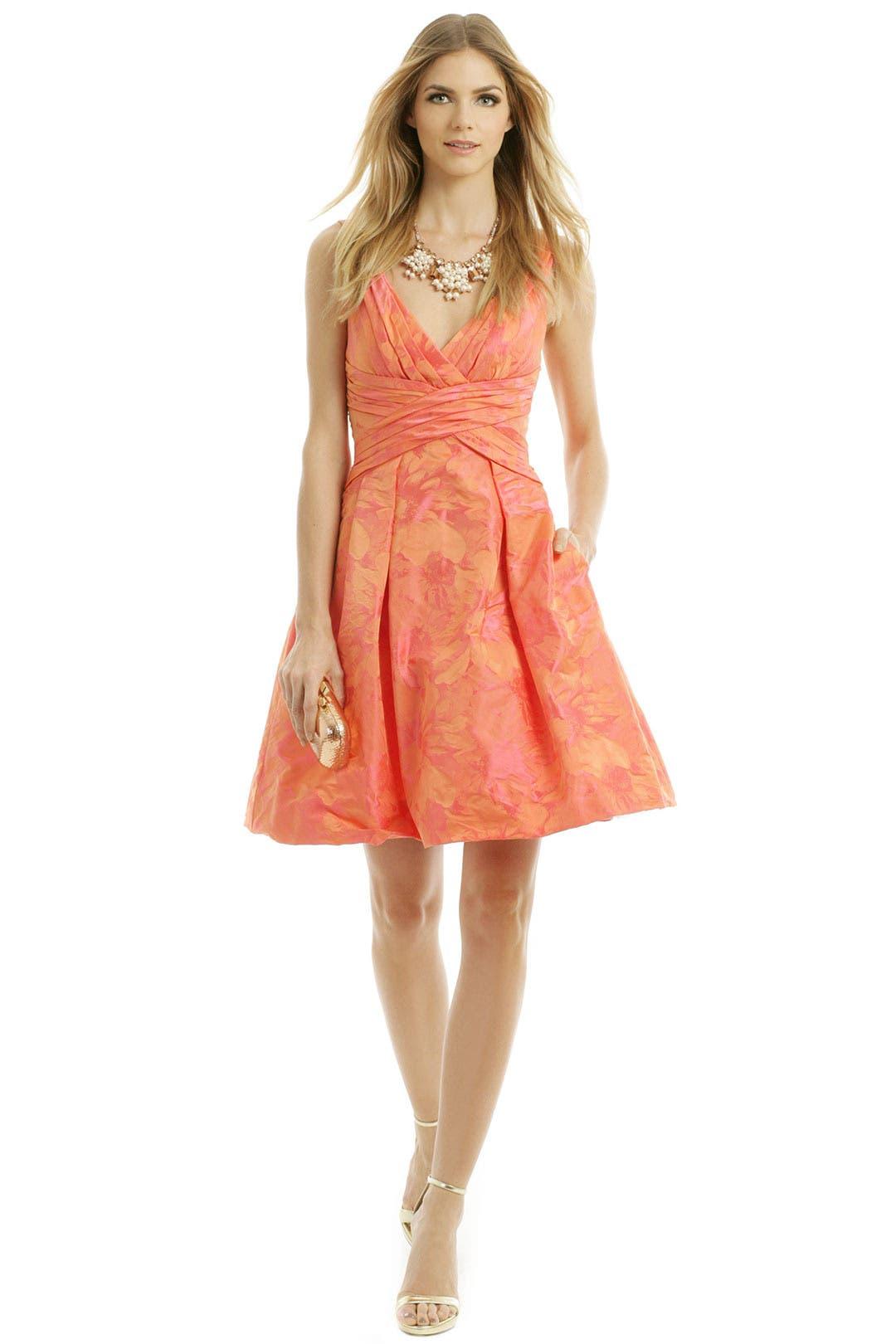 Molokai Sun Dress by Theia