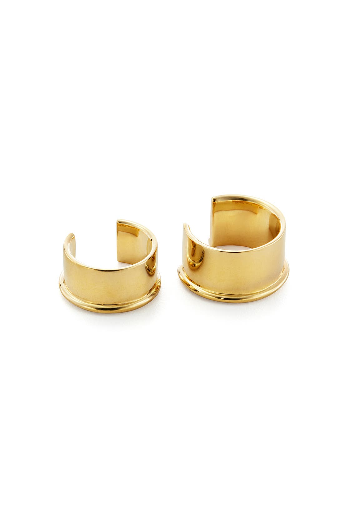Bau Ring Set by Elizabeth and James Accessories