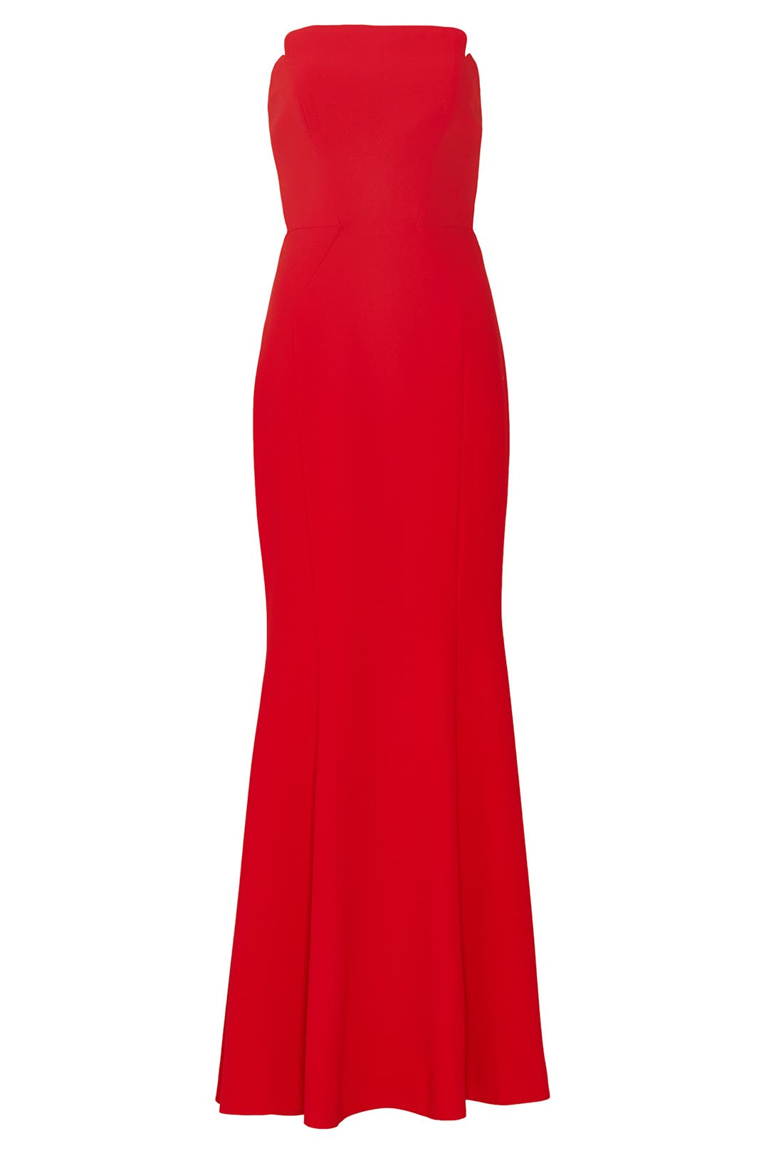 Red Academy Gown by Jill Jill Stuart for $86 | Rent the Runway
