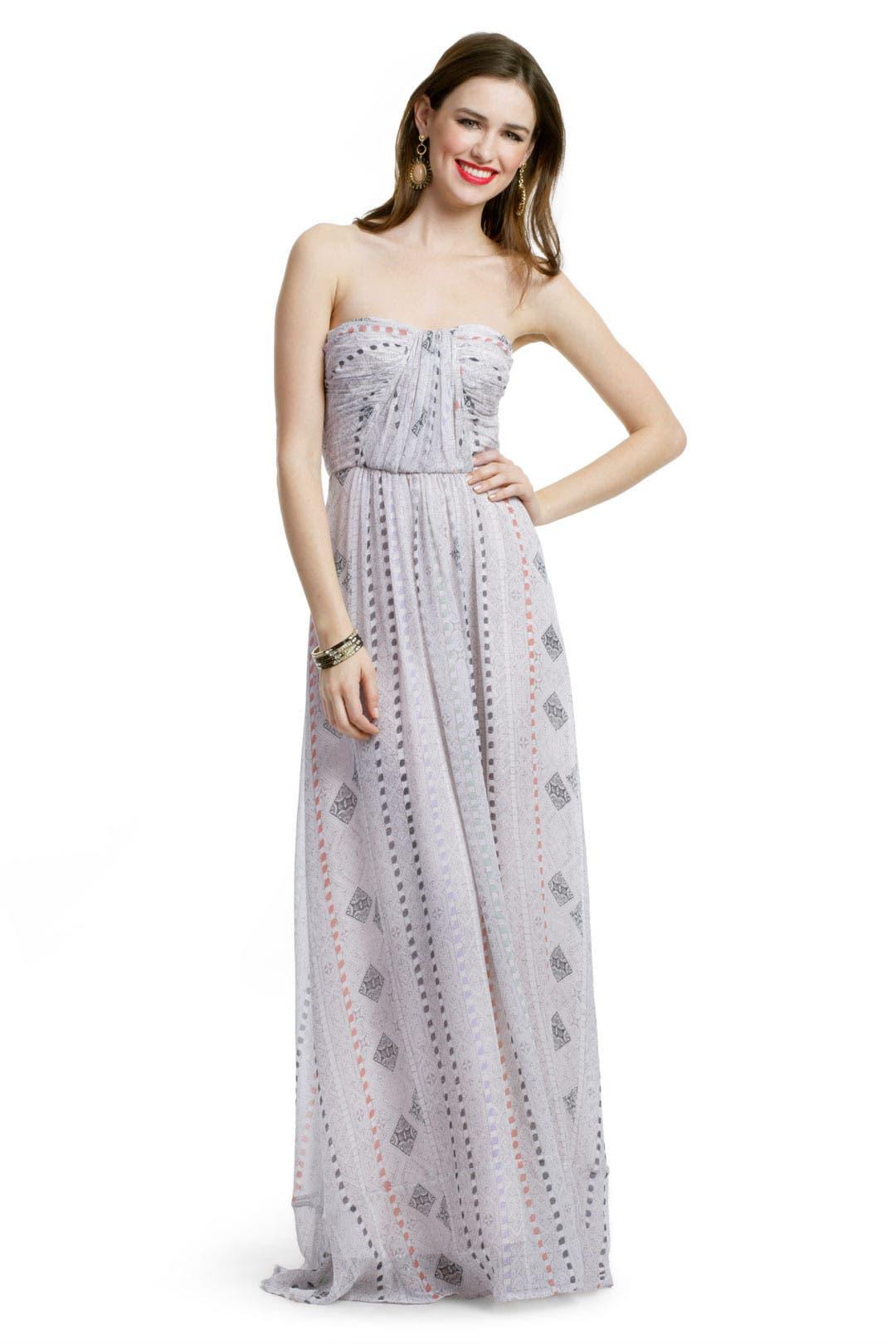 Arabian Desert Maxi Dress by