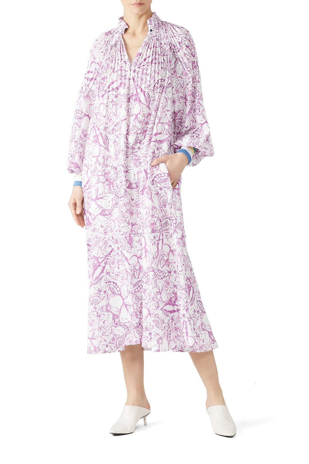 0805eaffbde Isa Toile Edwardian Dress by Tibi for  135