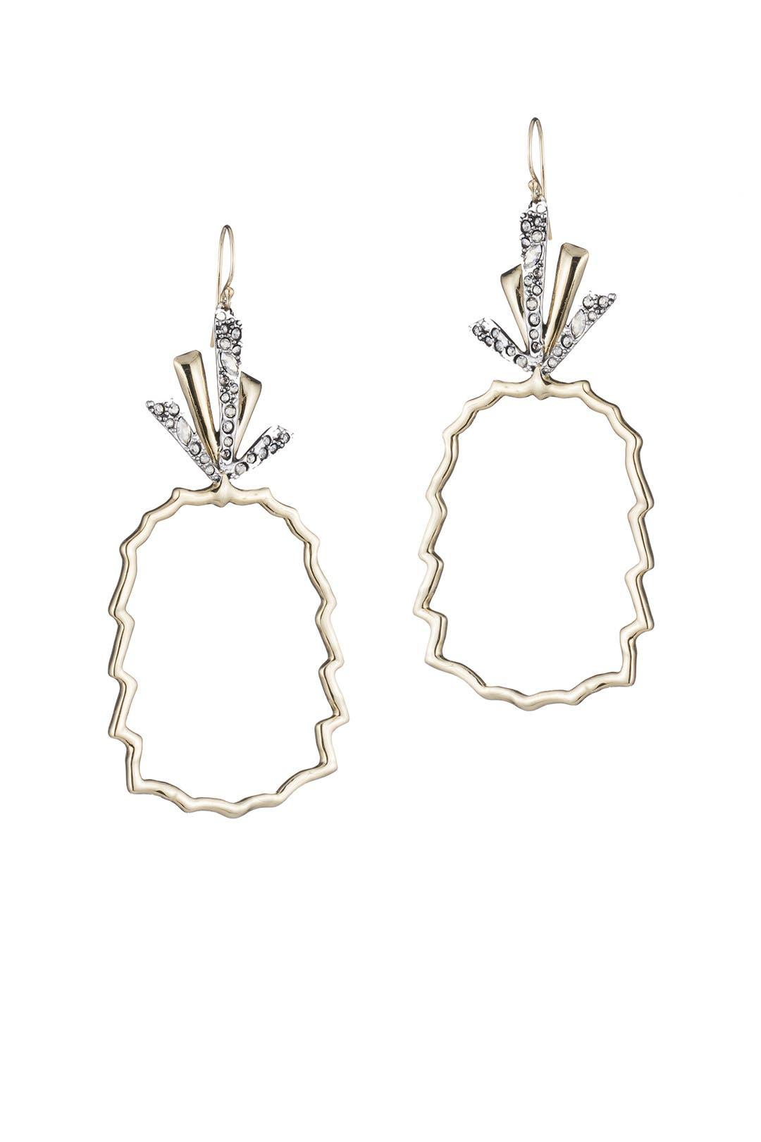 Alexis Bittar Pineapple Wire Drop Earrings gCxWvOJ1Pv