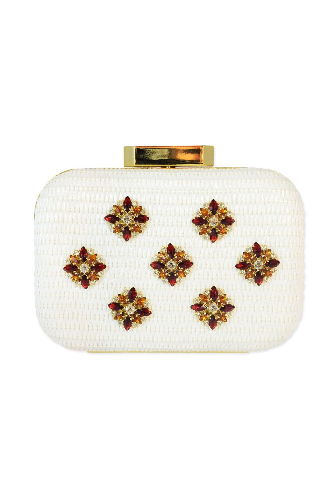 Gilly Garden Minaudiere by Badgley Mischka Handbags