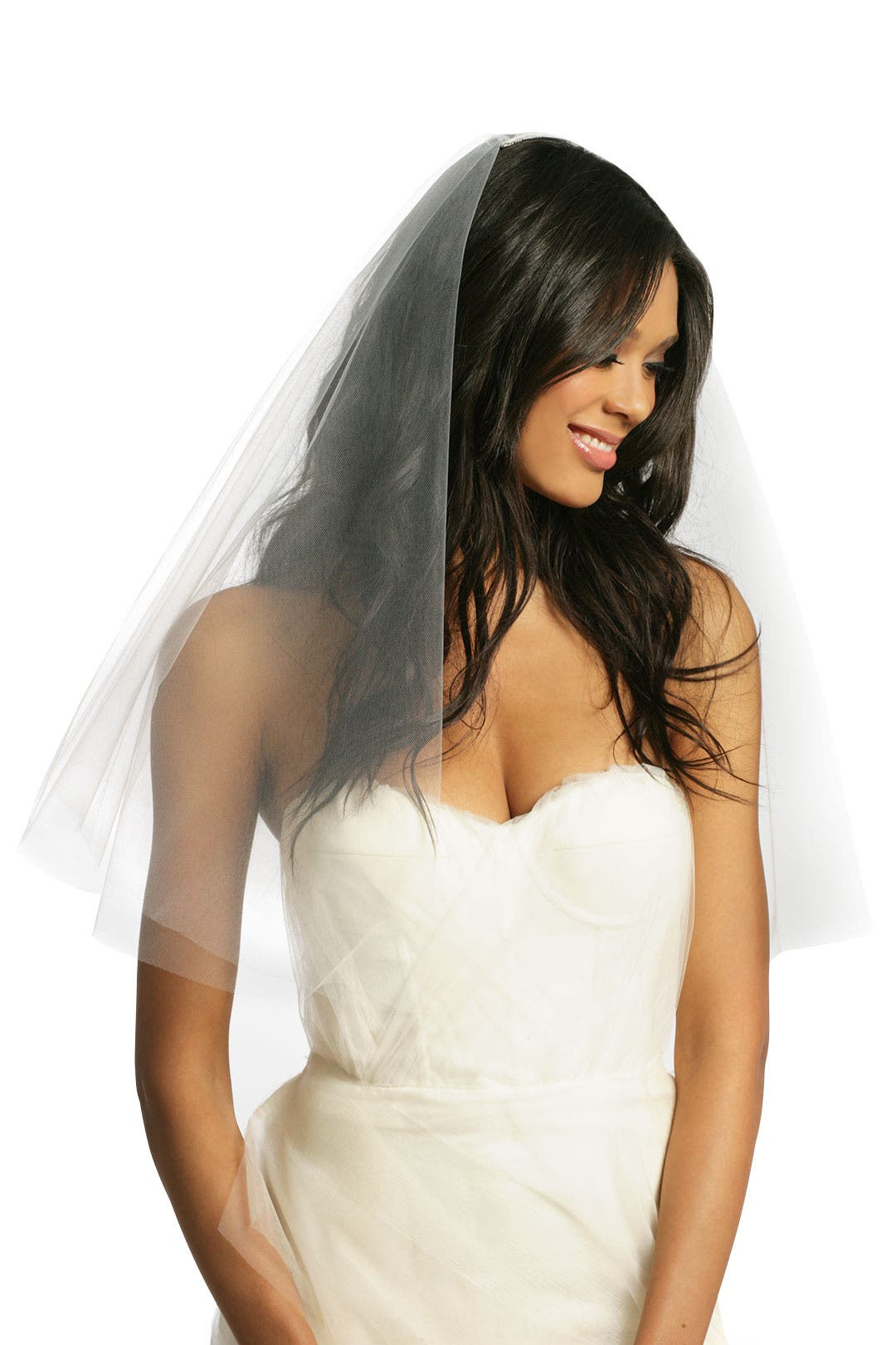 Through the Mist Veil by RTR Bridal Accessories