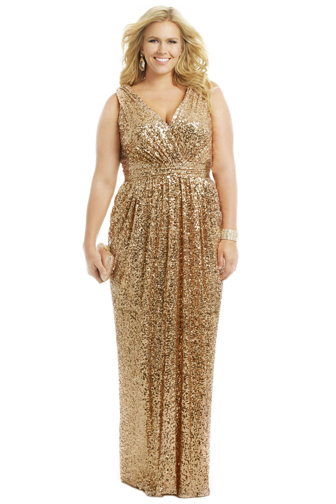 Golden Hour Gown By Badgley Mischka For 150