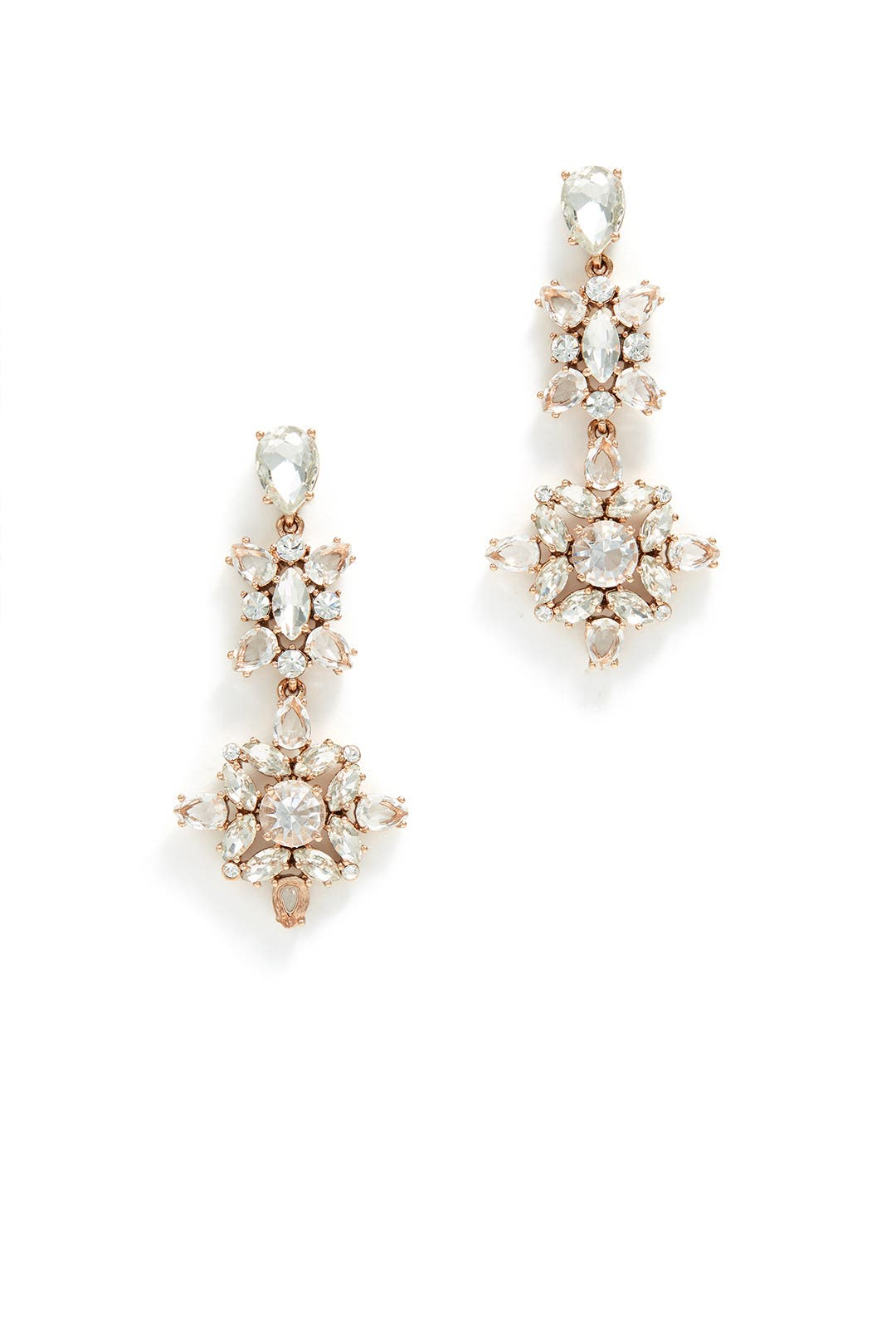 f20ac95e1f12d kate spade new york accessories Snowy Nights Earrings