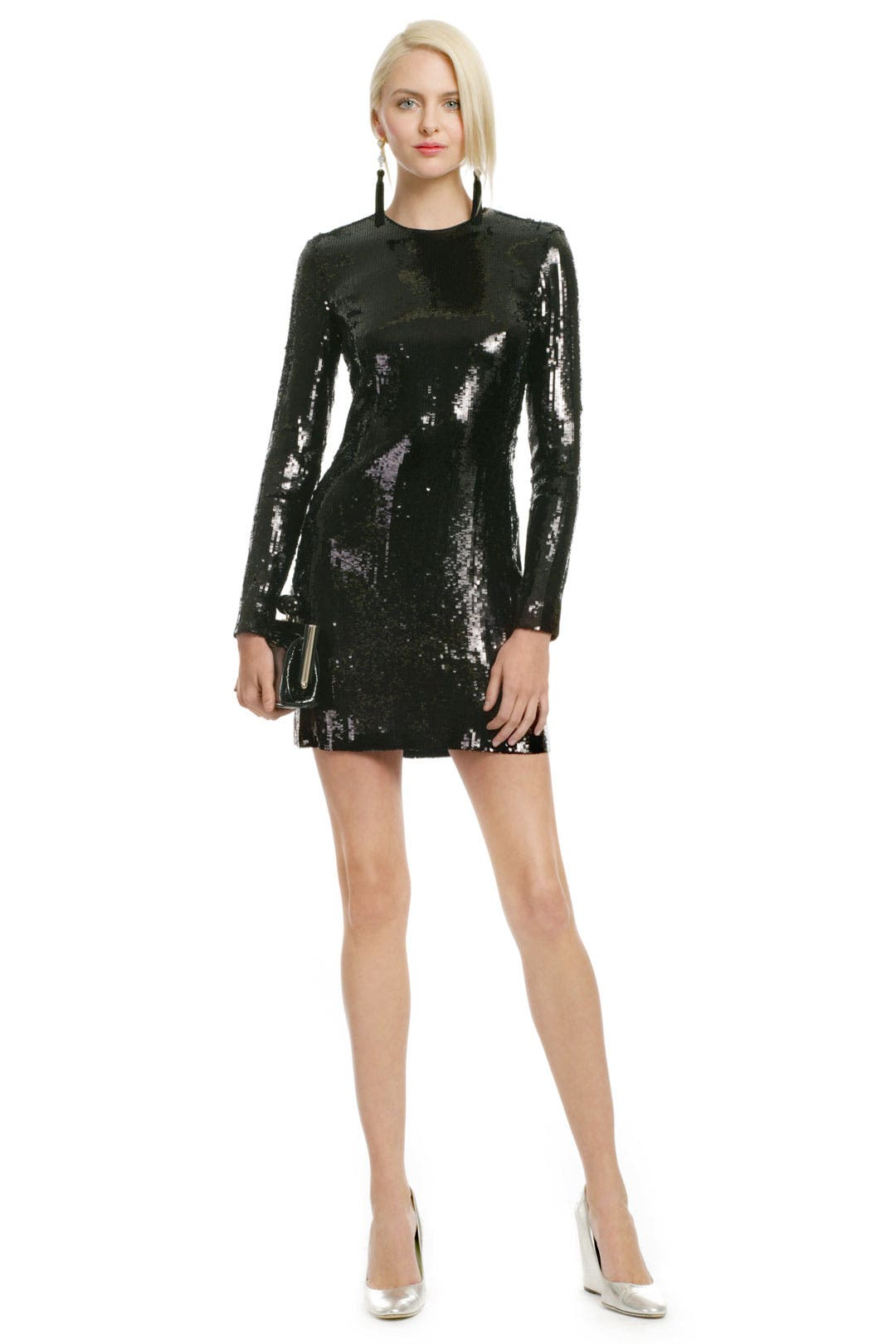 Pauletta Sequin Dress by Diane von Furstenberg for $35  Rent the ...