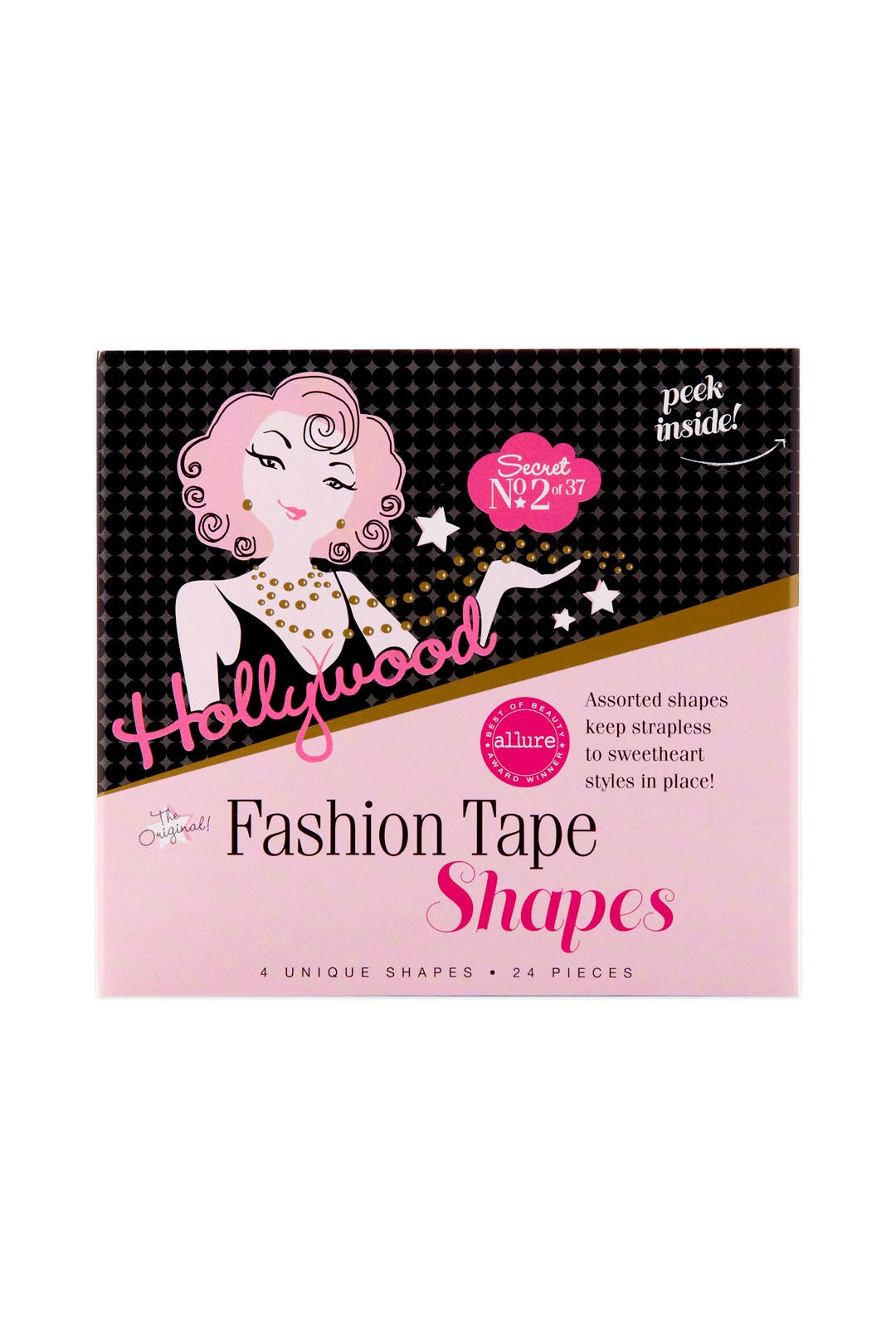 Fashion Tape Shapes by Hollywood Fashion Secrets