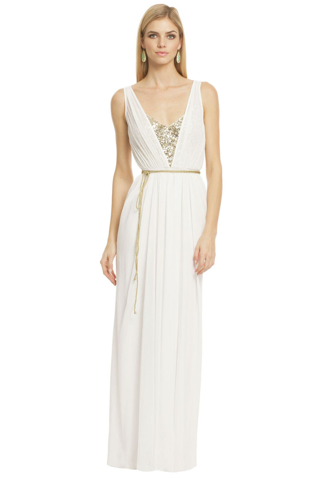 Rhodes Harbor Gown by Mark & James by Badgley Mischka