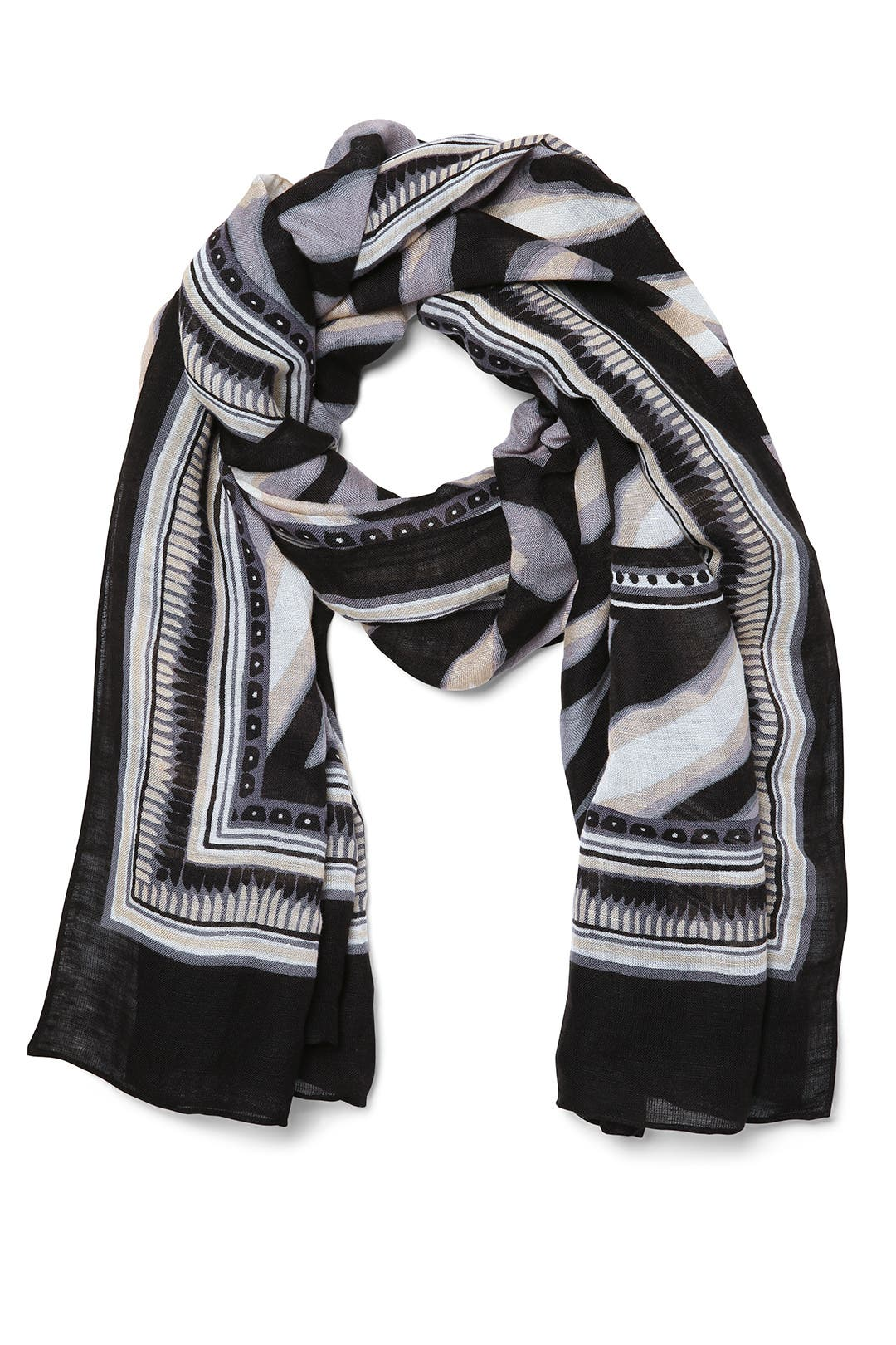 Sunda Scarf by Theodora and Callum Accessories